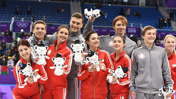 Американкам аукнулся 45-й: Впервые фигуристки США не попали в число лучших на Олимпиаде