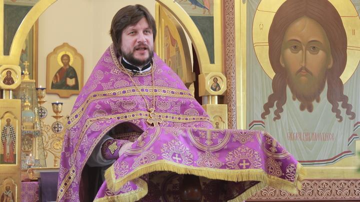 """Протоиерей Виктор Горбач: """"Надеюсь, верующие смогут быть в храмах в Пасхальную ночь"""""""