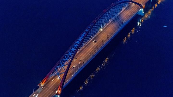 Мэрия Новосибирска выдала разрешение на строительство нового участка четвёртого моста