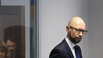 Интерпол не увидел ничего скандального в проверке паспорта у Яценюка