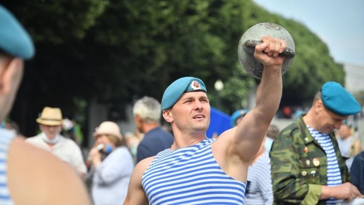 День ВДВ в Кемерове 2 августа 2021: программа мероприятий, места сбора, запрет на продажу алкоголя
