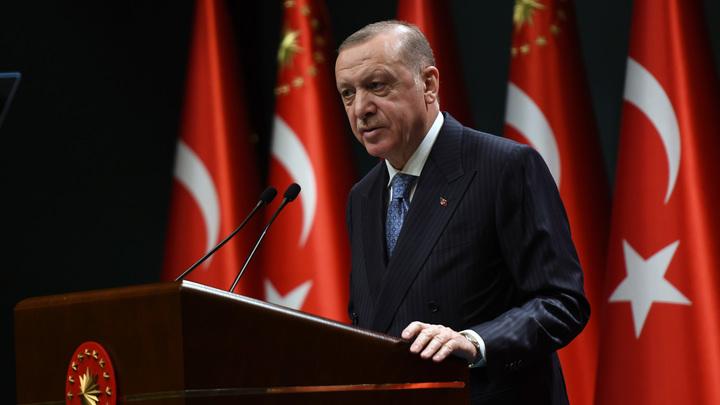 Турция через три дня вводит полный локдаун. Эрдоган объяснил это борьбой с COVID