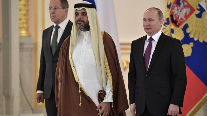 Катар отказался вводить войска в Сирию по указке США