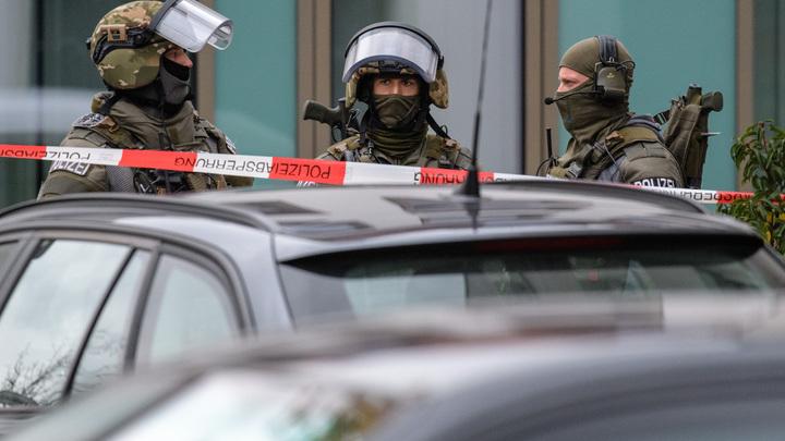 На поимку шести сирийцев бросили полтысячи полицейских в Германии