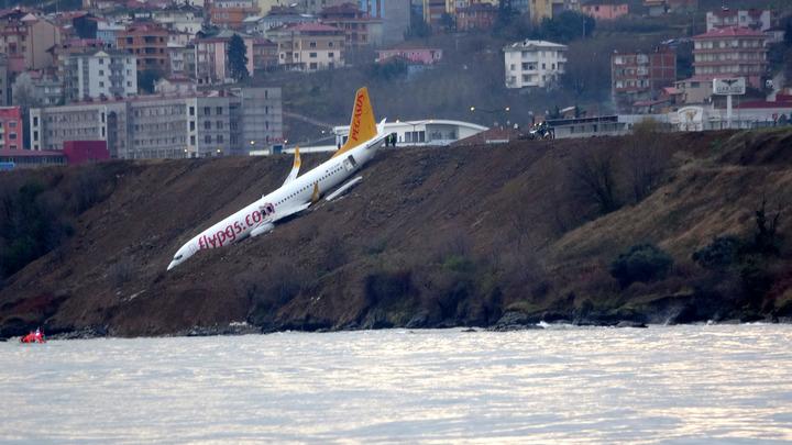 Куба - не первая: Boeing 737 неоднократно попадали в аварии