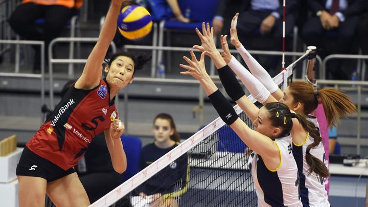 Лига Наций проведет в Нанкине новый волейбольный турнир Финал шести