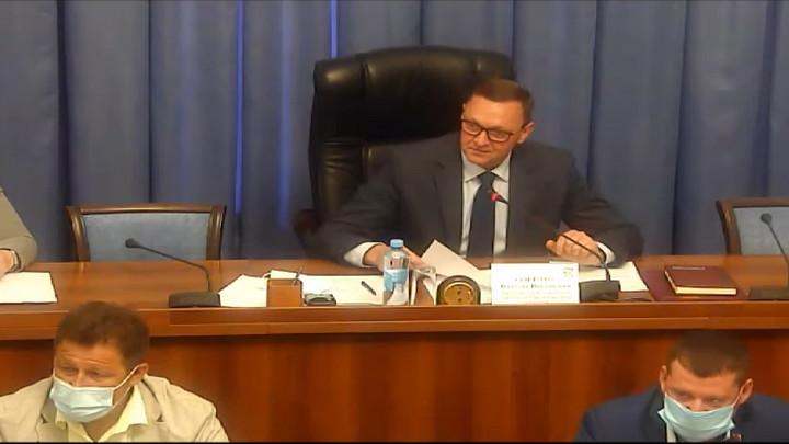 Депутаты утвердили дату отбора кандидатур на должность мэра Кемерова