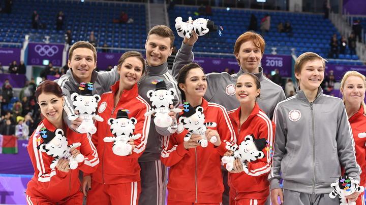 В США нашли способ отстранить от соревнований русских фигуристок-чемпионок