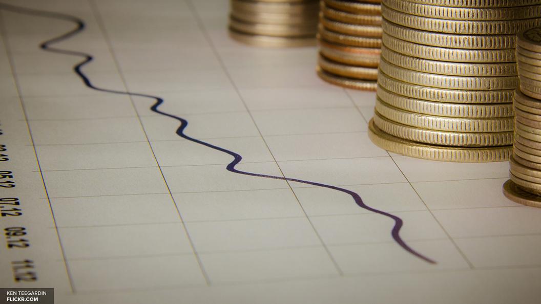 Евро показал падение ниже 60 рублей впервые за неделю