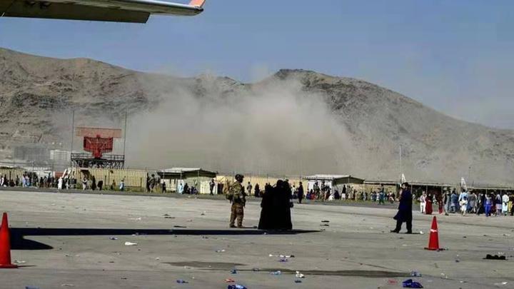 США несут новые потери: Число жертв взрывов в Кабуле стало трёхзначным