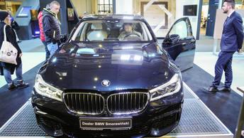 BMW нашел в Калининграде частичку немецкой земли