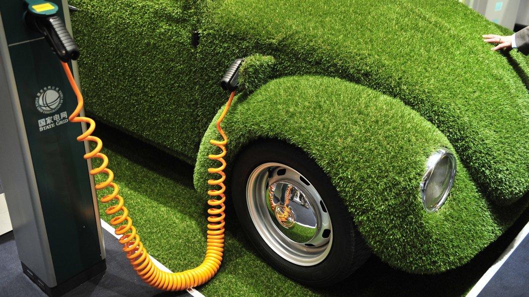 Volkswagen потратит $25 млрд на батареи для электромобилей