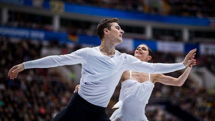 Уступили Франции, но взяли серебро: Фигуристы Тарасова и Морозов заняли второе место на чемпионате Европы
