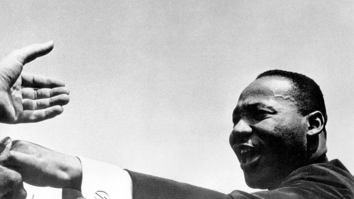Трамп призвал граждан США воплотить идеи Мартина Лютера Кинга в жизнь