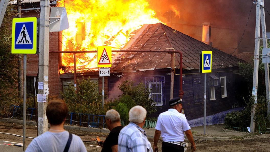 Спичка девелопера? Причиной пожара в Ростове-на-Дону стал поджог