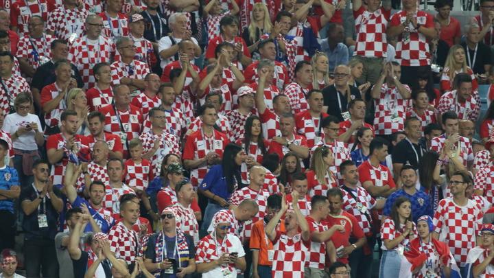 «Просто хорватские фашисты» - усташи были замечены на российских стадионах