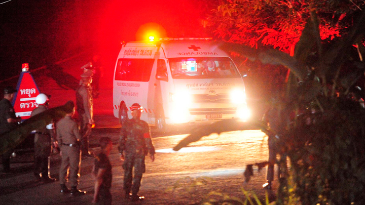 «Лесные вепри» на свободе: Спасательная операция в Таиланде завершена
