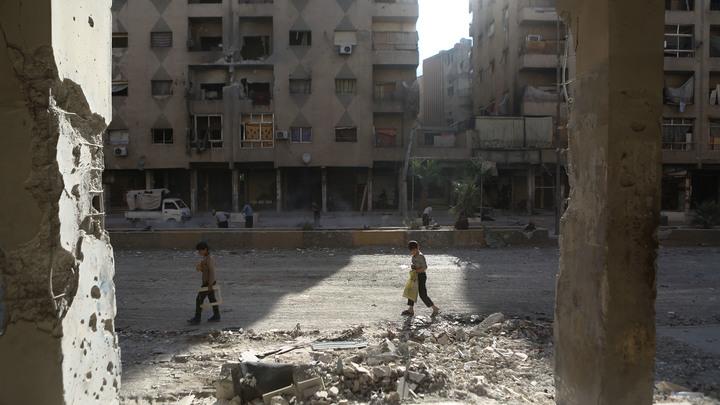 Минобороны: Пентагон использует призрак ИГ для базирования своих войск в Сирии