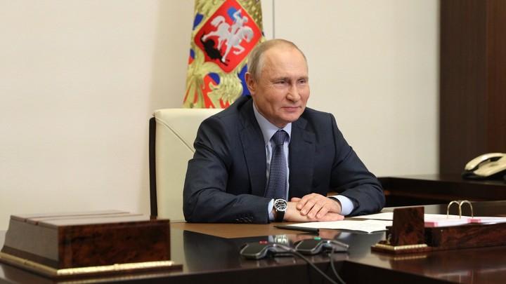 Путин согласился ответить на вопросы американского СМИ