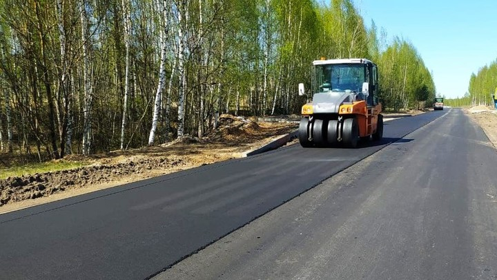 В Ивановской области по нацпроекту отремонтировали более 108 км дорог