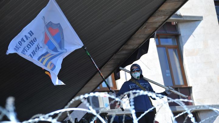 Разведка: Киев хочет свалить ответственность за зачистку Правого сектора наДНР