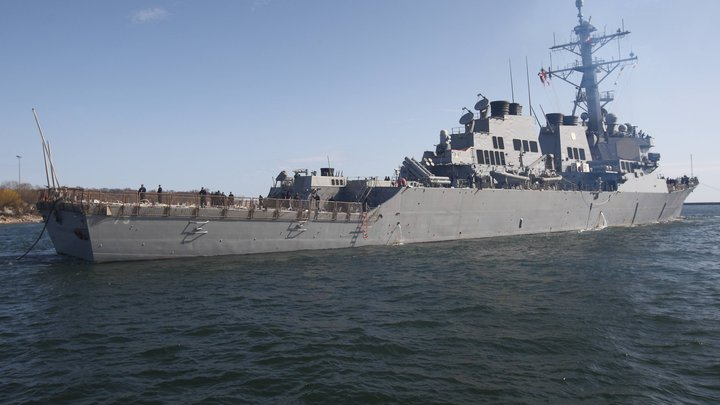 Большому кораблю - большая торпеда: Русский адмирал дал простой ответ на агрессию США