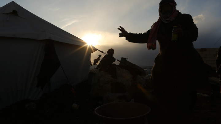 Военкор Блохин - о новой находке в Сирии: Идлиб не перестаёт меня удивлять