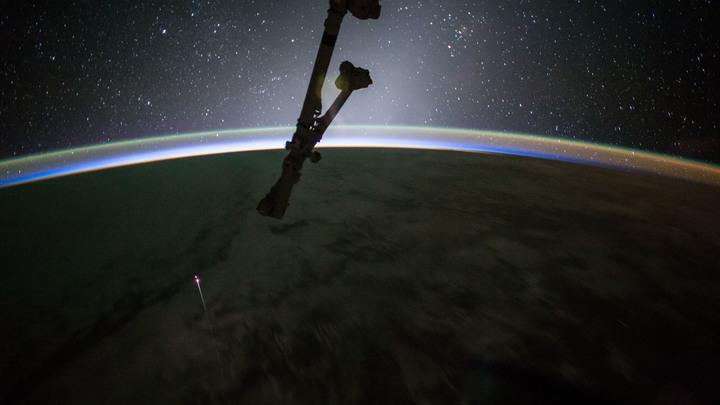 Грузовой корабль Прогресс МС-05 упадет в Тихий океан после полуночи 21 июля
