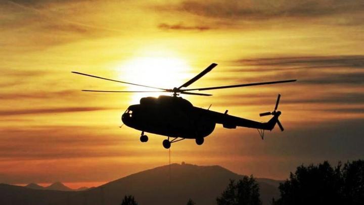 СМИ сообщили о крушении вертолета под Костромой