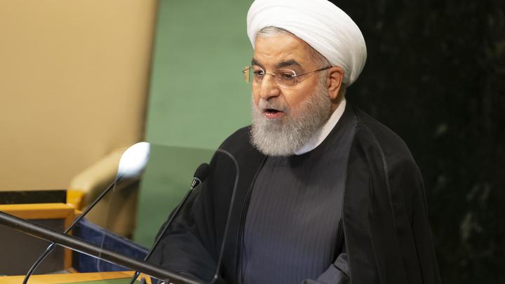 «Это новый этап американского гнета»: Президент Ирана отказался бояться новых санкций США
