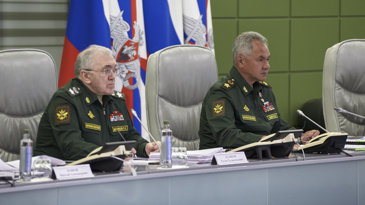 Русские исправляют ошибки США: Шойгу сделал заявление