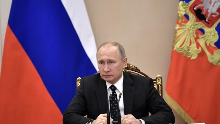 Современная, устремленная в будущее - Путин рассказал, какой он видит Россию