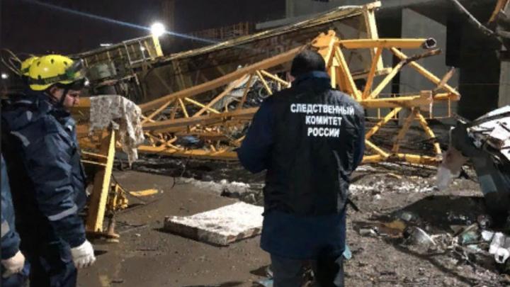 В Краснодаре замдиректора фирмы осудят за гибель двух человек при падении башенного крана