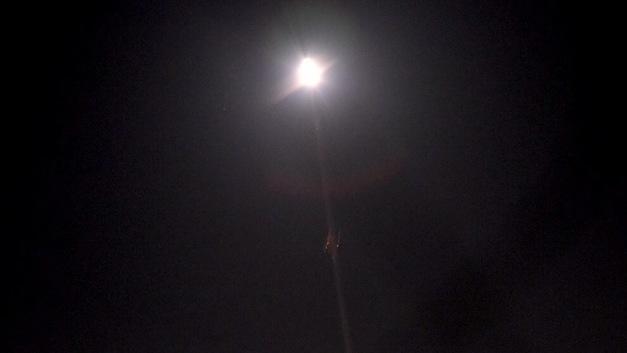 Сирийцы подбили атакующий авиабазу Тифор самолет ВВС Израиля