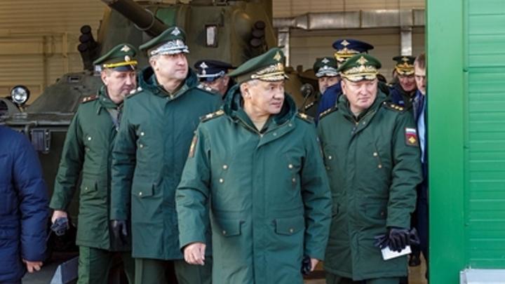 ВМФ России против провокаций: Шойгу заявил о борьбе с присутствием России в Мировом океане