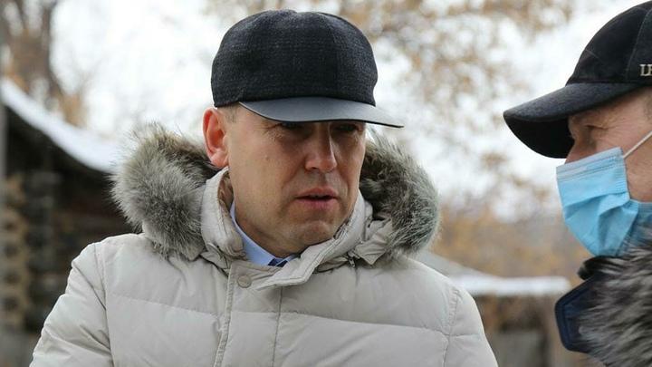 Губернатор Вадим Шумков объяснил, за что увольняет чиновников