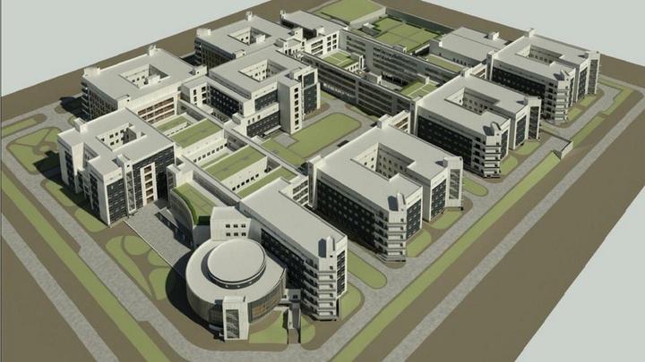 Проект крупнейшего на Юге страны онкоцентра прошёл госэкспертизу
