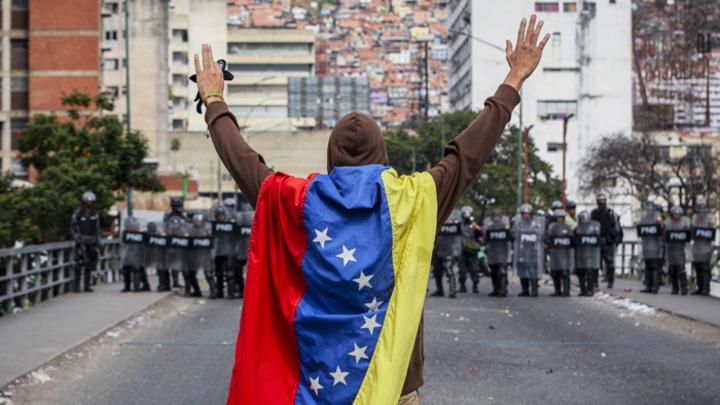 «Латиноамериканская весна» начинается с Венесуэлы