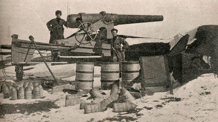 Военная победа, обнулённая революцией: Трапезундская операция