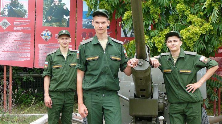 По долгу памяти: Донские казаки отправились служить в уникальный батальон Вооружённых сил
