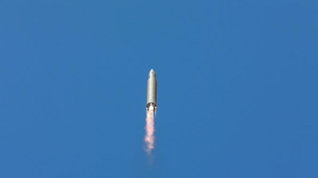 Пентагон пробует сделать пообразу иподобию русской ракеты K-77М