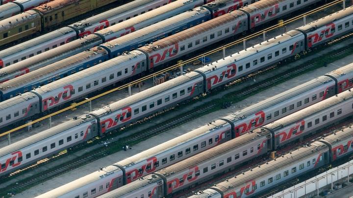 ФАС разобрала рельсы поездам без кондиционеров и биотуалетов