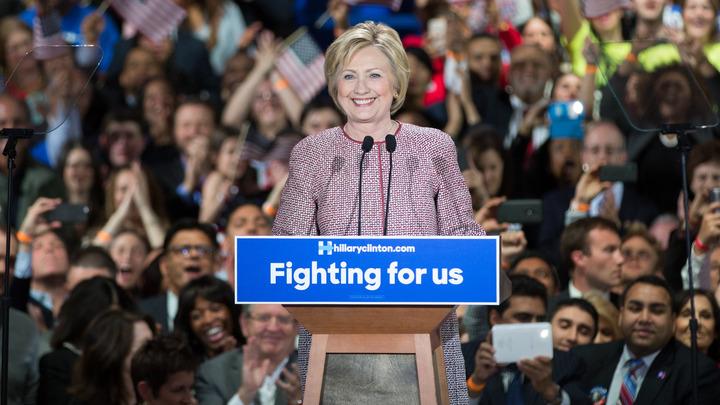 Клинтон: Трамп и русские рылись в моей почте в поиске компромата