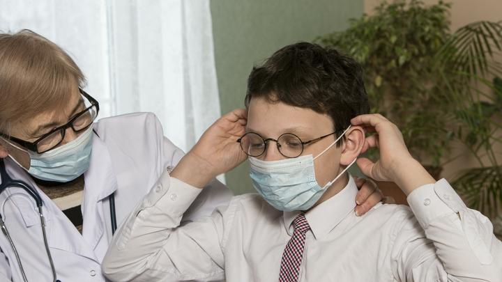 На Сахалине из-за норовируса закрыли школы и детсады