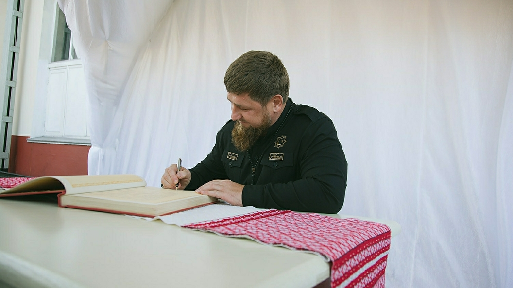 Кадыров прокомментировал своё попадание в«список Магнитского»