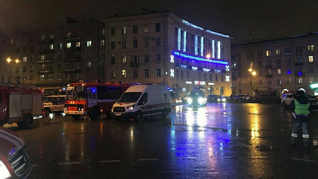 Сила взрыва вмагазине Петербурга— 200 грвтротиловом эквиваленте