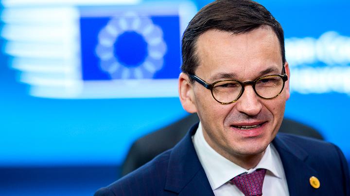 Новый премьер Польши уволил министров-русофобов