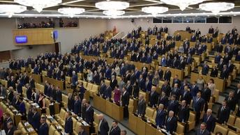 Госдума прекратила полномочия депутата Панова