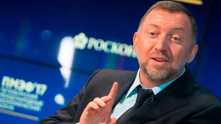 Война олигархов: Дерипаска идет в бой за контроль над ГМК Норникель