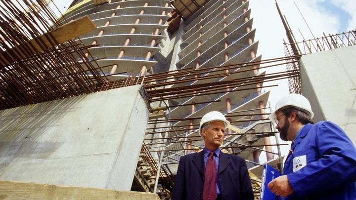 Полномасштабный кризис: Строительный комплекс России